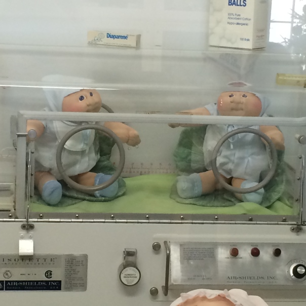 Remember how we all wanted preemies? And now that you know people with actual preemies, it seems kind of sick, yeah?
